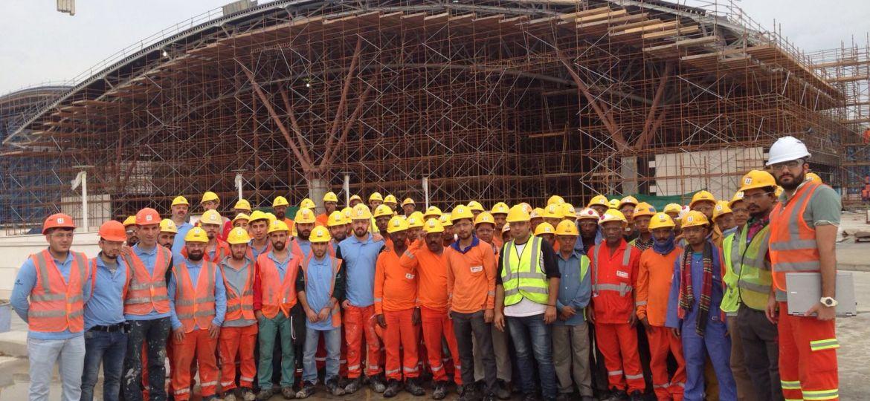 Oman-Muscat International Airport Project