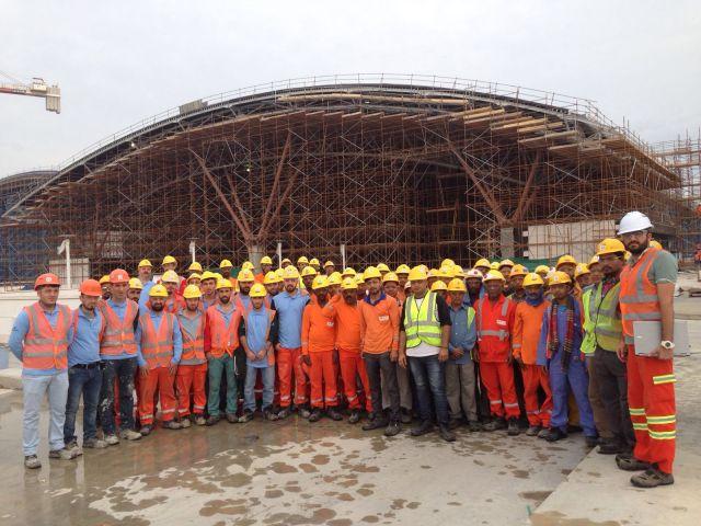 Umman - Muscat Uluslararası Havalimanı Projesi