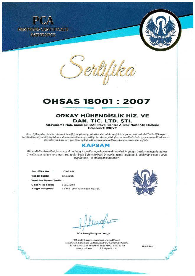 OHSAS-18001-2007-tr